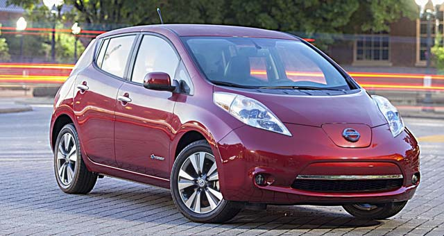 "Nissan Expands ""No Charge to Charge"" Promotion on All Major Markets"