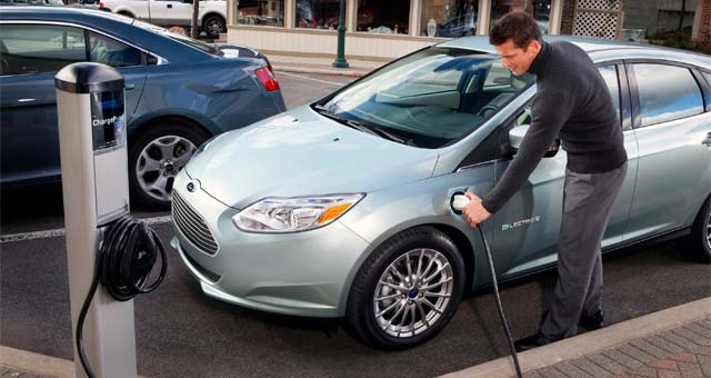 Consumers Purchasing An Electric Vehicle Are Younger And More Affluent Than Those Buying A Hybrid
