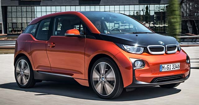 BMW Introduces Its Own BMW i DC Fast Charger