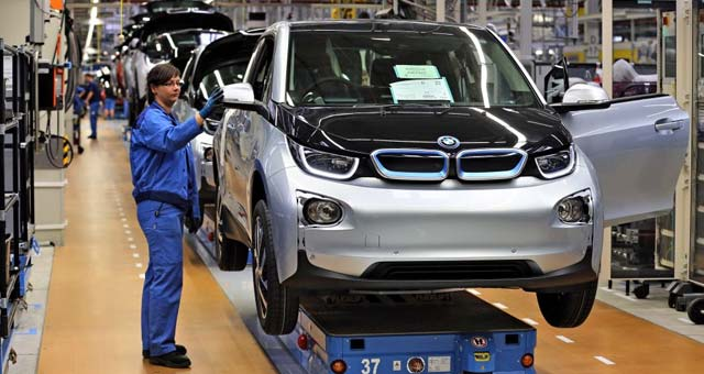 BMW Boosts i3 Production to Prepare for U.S. Launch