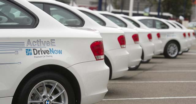 DriveNow Launches in London – BMW i3 to be Added to the Fleet in 2015