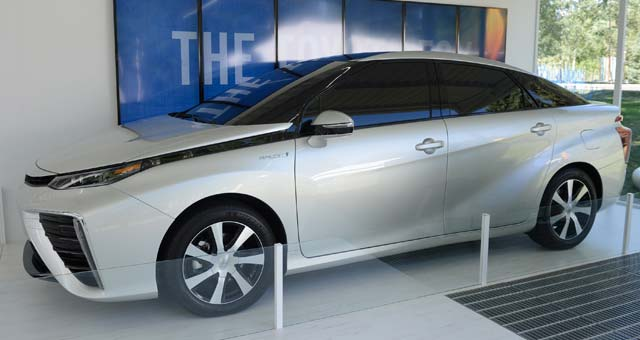 Japan To Offer About Subsidy For Fuel Cell Cars