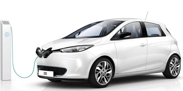 Renault ZOE Electric Wall-Box Deal Stays Fully Charged