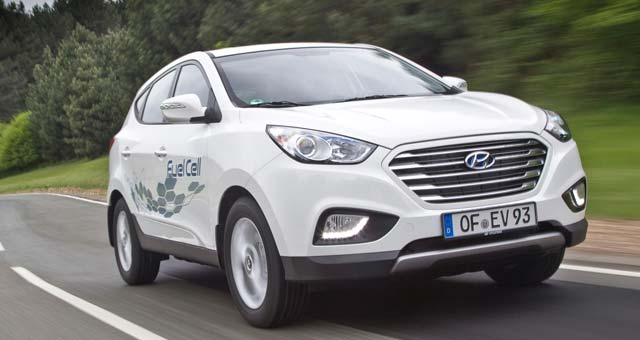 Hyundai Hydrogen Fuel Cell Engine Named To Ward's 10 Best Engines List