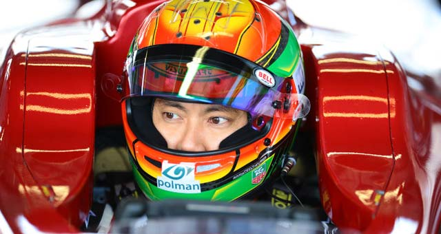 Nelson Piquet Jr and Ho-Pin Tung Sign for China Racing Formula E Team