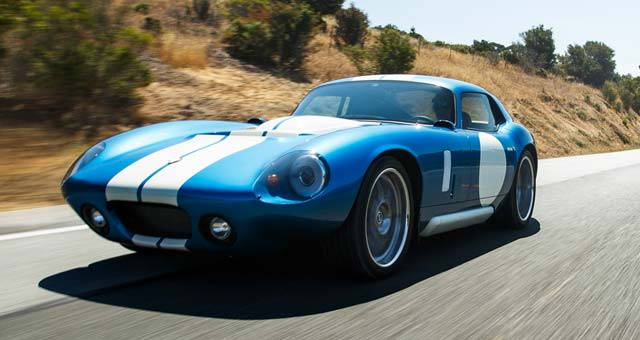 Renovo Coupe Electric Supercar Unveiled at Pebble Beach