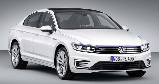 2015 Volkswagen Passat GTE Plug-In Hybrid Unveiled