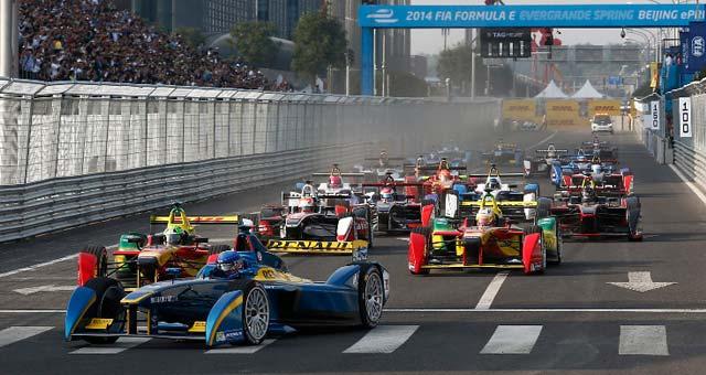 Formula E CEO Outlines Plans For Second Formula E Season [videos]