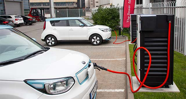 Kia Installs Fastest Chargers At Its European Headquarters