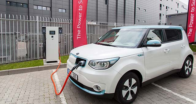 Kia Soul EV Featured in Fully Charged Show