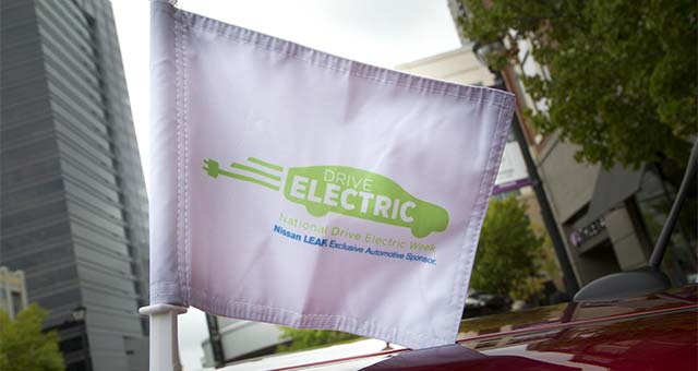 Nissan Celebrates With More Than 60,000 LEAF Owners During National Drive Electric Week