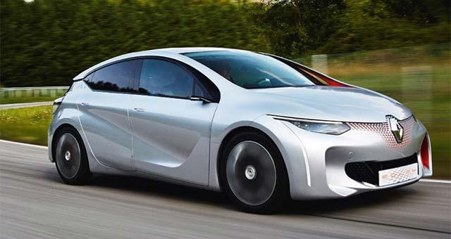 282mpg Renault EOLAB Concept Revealed