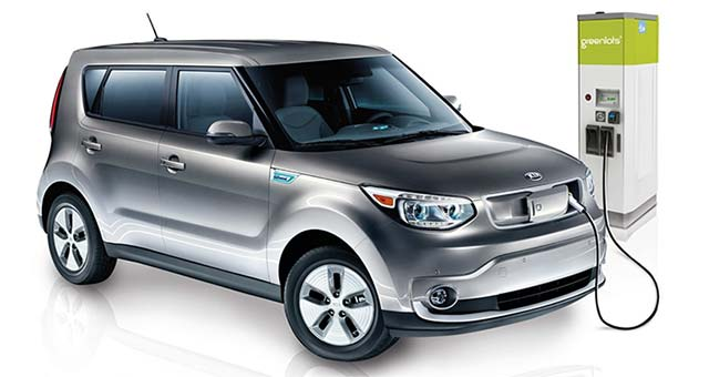 Kia Selects Greenlots to Provide EV Charging Access and Networking for 2015 Soul EV Rollout