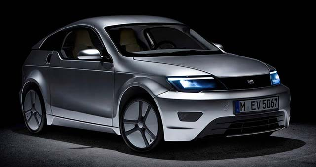 Visio.M Consortium Presents New Electric Car