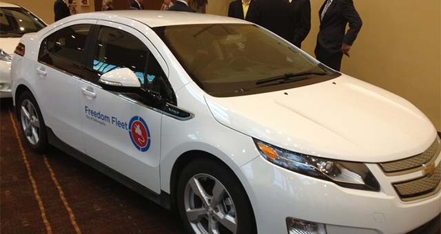Indianapolis to Have Largest Electrical Vehicle Fleet in the US