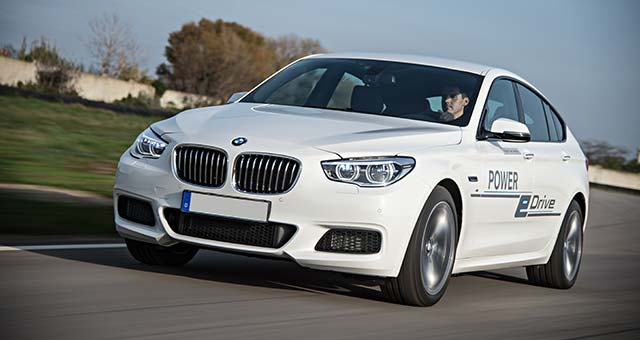 BMW Power eDrive Plug-in Hybrid System Gets 670 HP
