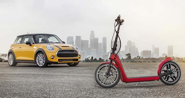 MINI Debuts Citysurfer Concept at LA Auto Show