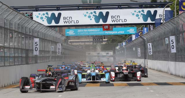 Video: Putrajaya ePrix Full Race