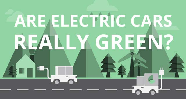 Are EVs Greener?