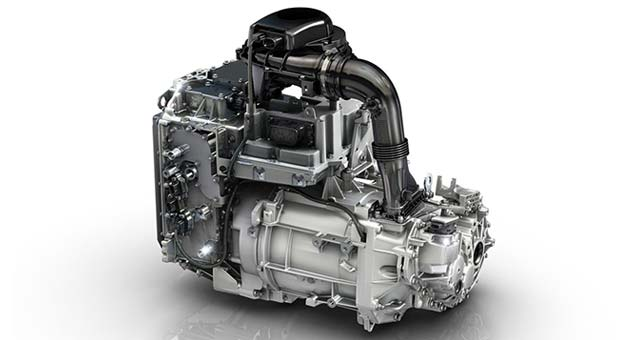 Renault Reveals New Compact Electric Motor