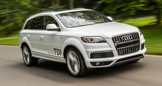 Next-gen Audi Q7 to Offer Diesel Plug-in Hybrid