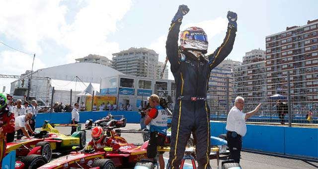 Buemi Wins the Punta del Este ePrix [full race video]