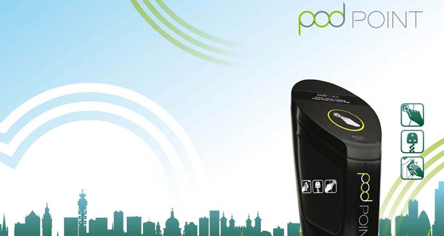 POD Point to Lease Charging Points