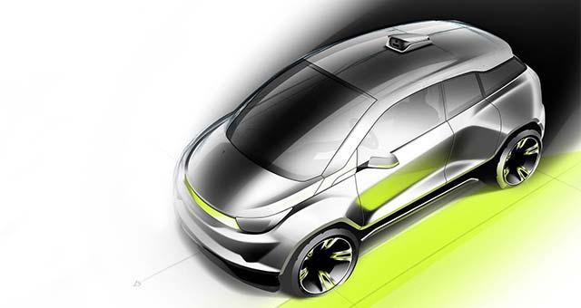 Rinspeed Reveals Budii Concept Ahead of Geneva Motor Show