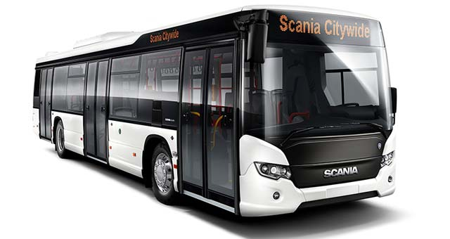 Scania To Test Wirelessly Charged City Bus in Sweden