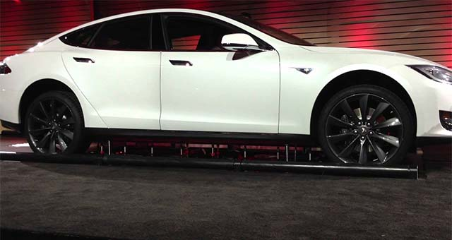 Tesla Launching Battery Swap Pilot Program