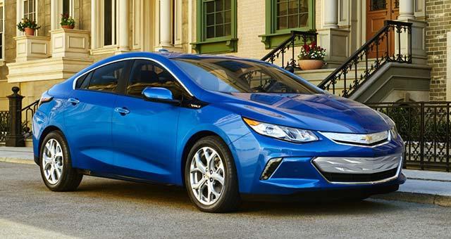 2016 Chevrolet Volt to Offer 50-mile EV Range [video]