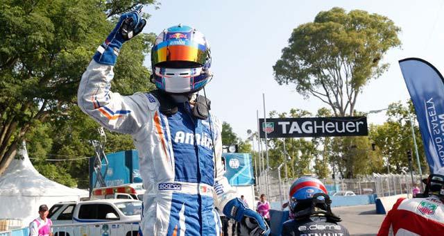 Antonio Felix da Costa Wins Buenos Aires ePrix [full race video]