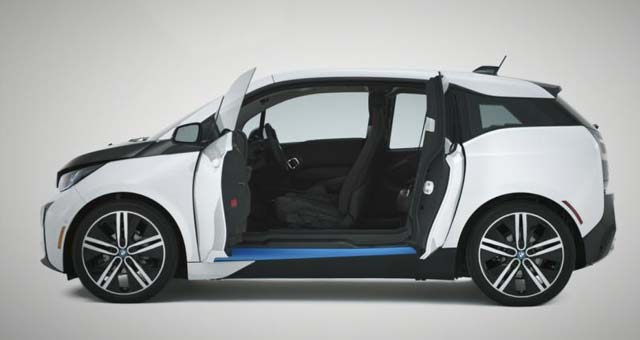 BMW i3 Super Bowl Commercial Debuts at the Today Show