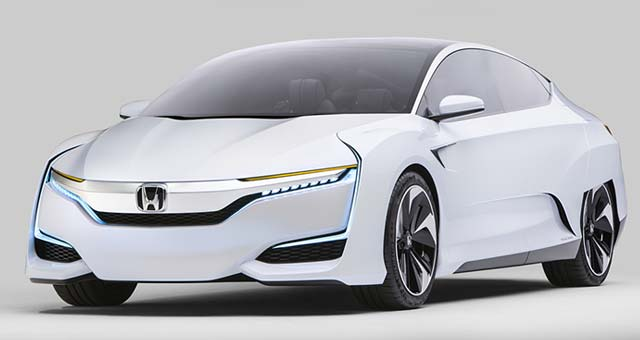 Honda Said Today It Plans To Introduce A New Hydrogen Fuel Cell Vehicle Along With Dedicate Plug In Hybrid And Battery Electric