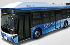 Toyota and Hino to Test New Fuel Cell Bus on Public Routes in Tokyo