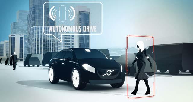 Autonomous Drive Vehicles Features Could Represent a $42 Billion Market by 2025