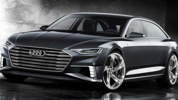 Audi Prologue Avant PHEV Concept for Geneva Revealed