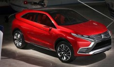2015 Geneva Preview: Mitsubishi Concept XR-PHEV II
