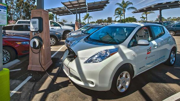 SDG&E Integrates Electric Vehicles And Energy Storage Systems Into California's Energy And Ancillary Service Markets