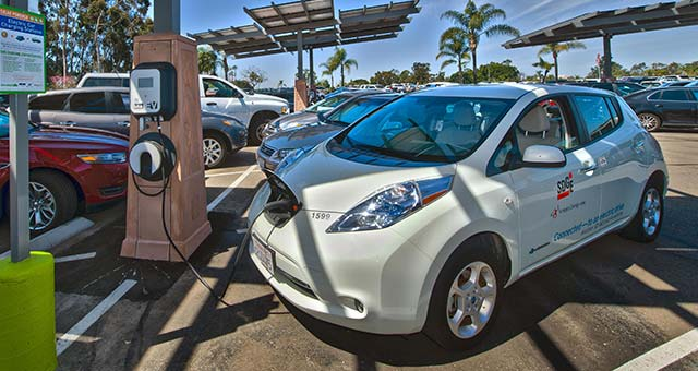Sdge To Install 3 500 Ev Charging Stations