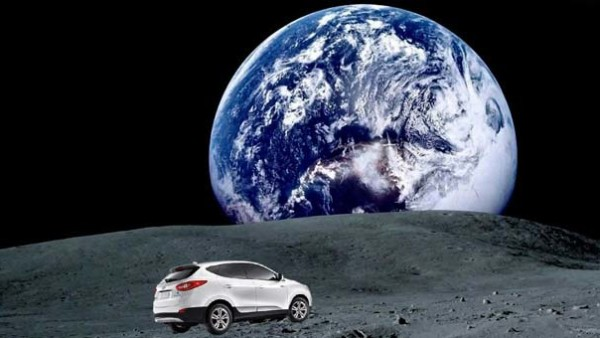 Tucson Fuel Cell Drivers From Southern California Accumulate Sufficient Mileage To Reach The Moon Emissions-Free