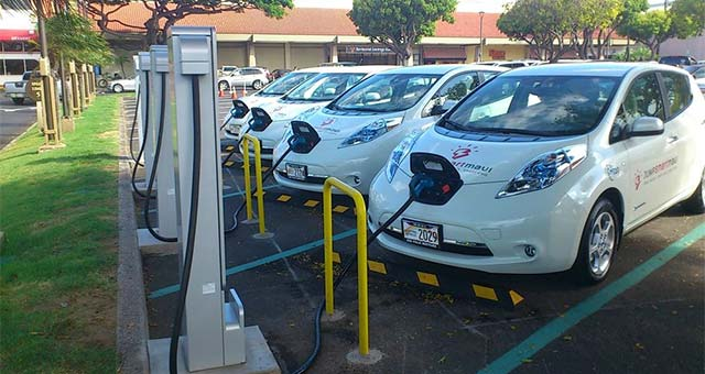 Japan Has More Ev Charging Points Than Gas Stations