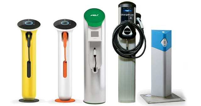 City to get e-vehicle charging stations