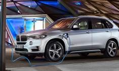 The BMW X5 xDrive40e Plug-in Hybrid SUV