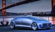 "Mercedes-Benz's ""Intelligent Drive"" philosophy: Intelligence=efficiency"