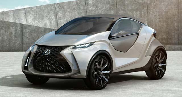 Geneva Show Lexus Lf Sa Concept
