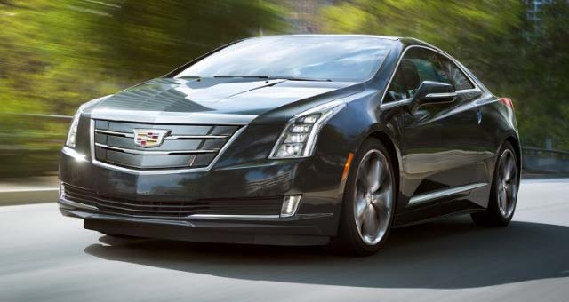 2016 cadillac elr updated with more power and technology