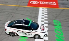 Toyota Mirai to be NASCAR Pace Car