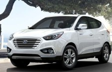 2016 Tucson Fuel Cell Gets Minor Upgrades