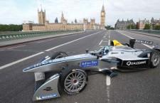 Visa Europe Becomes Title Sponsor for London ePrix Finale